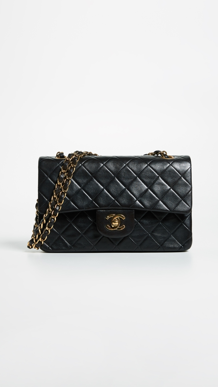 Chanel bags – then andnow
