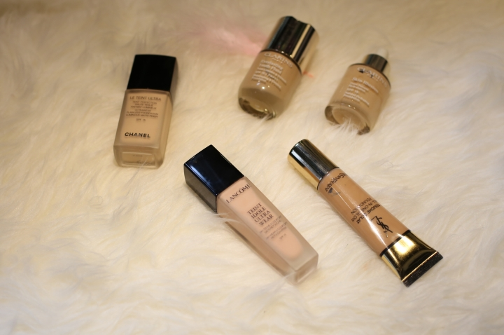 Favorite foundations atm